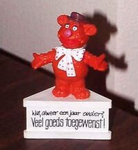 Schleich1980FozzieDutch