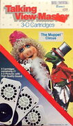 Talking view-master muppet circus 1