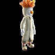 Xbox - beaker costume