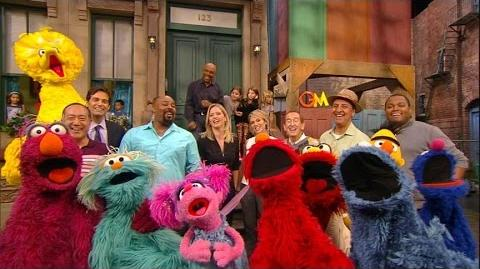 Another Good Morning Here on Sesame Street