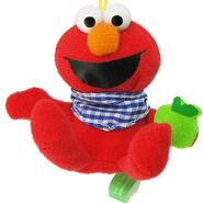 Bandai 2005 sesame japan mascots fuwakko puppet mini plush toys 3