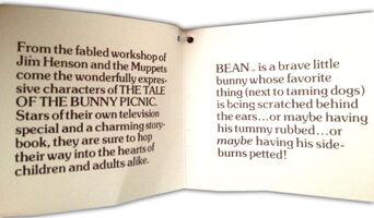 Bean Bunny Tag Inside