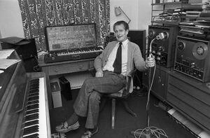 Derek Scott 1977