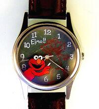 Fossil elmo chalkboard watch