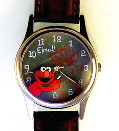 Fossil elmo chalkboard watch