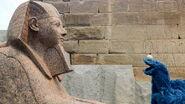 Metropolitan sphinx
