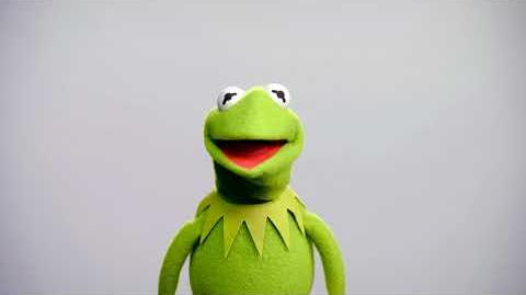 Muppet Thought of the Week - first Matt Vogel as Kermit the Frog