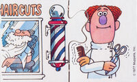 People In Your Neighborhood Match-Ups - Barber