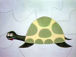 Puzzler-Turtle
