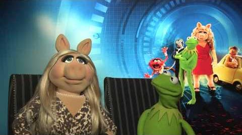 Radio Times meets Kermit the Frog & Miss Piggy - Muppets Most Wanted interview