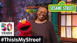 Sesame Street Memory Whoopi Goldberg ThisIsMyStreet