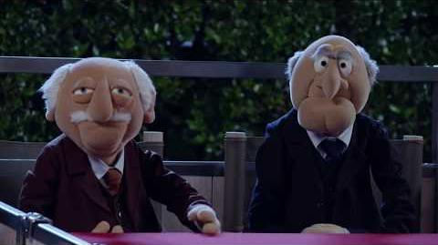 Statler & Waldorf at The Hollywood Bowl 2017
