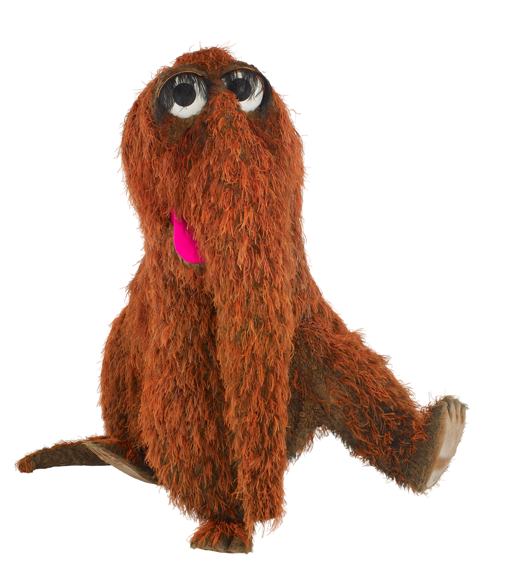 Picture of snuffleupagus