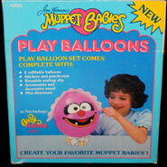 Balloon concepts play balloons 1986 2