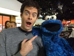 Cookie bill hader