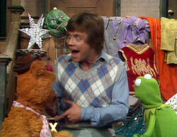 Mark Hamill Fozzie impression