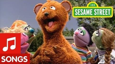 "Sesame Street Baby Bear sings ""How Do You Do?"""