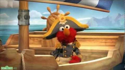 Sesame Street Season 43 Sneak Peek - Elmo The Musical - Sea Captain