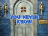 Episode 306: You Never Know