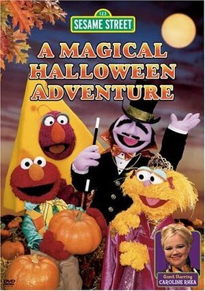 Halloween Adventure.A Magical Halloween Adventure Muppet Wiki Fandom Powered By Wikia