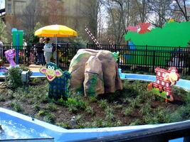 Busch gardens williamsburg 2009 forest of fun 23