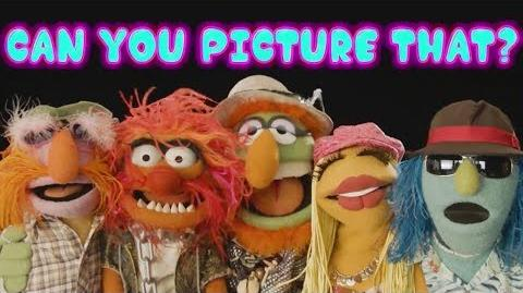 Can You Picture That Muppet Sing Along