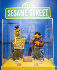Center for puppetry arts bert ernie