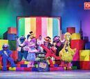 Elmo's TV Time