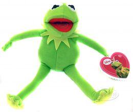 Just play 2013 kermit valentines beanbag