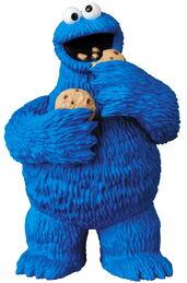 Medicom 2017 mini-figure cookie monster