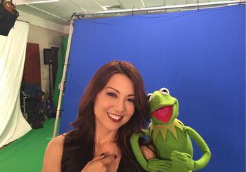 Ming-Na Wen Kermit