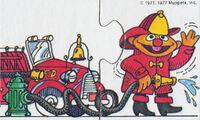 People In Your Neighborhood Match-Ups - Ernie Fireman