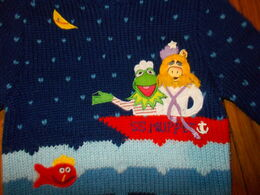 Ruth scharf 1981 piggy boat sweater 2