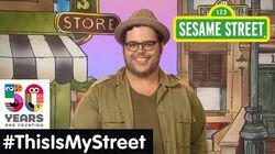 Sesame Street Memory Josh Gad ThisIsMyStreet