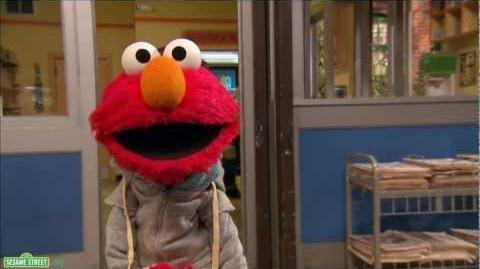 "Sesame Street Song - ""Elmo Didn't Mean To"""