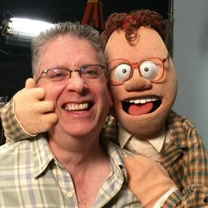 Bill Prady and Chip