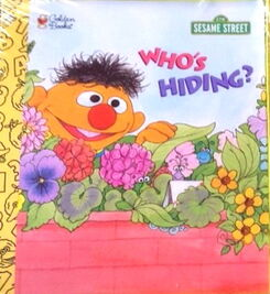Who's Hiding? (1986 book)