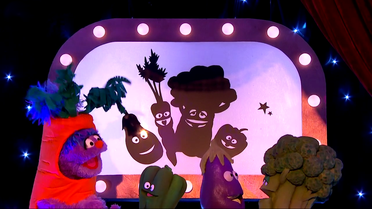 Episode 210 The Veggietones And The Lost Voice Muppet