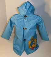 Jc penney big bird raincoat 1