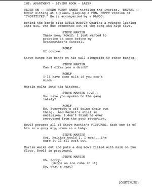 Josh Gad script 01