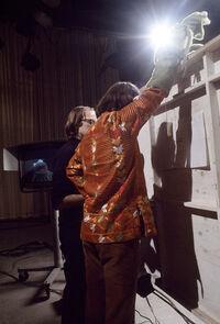 OzHensonKermit1970Filming