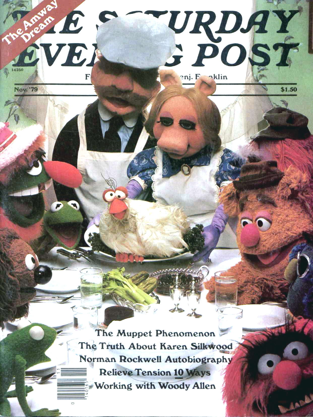 Norman Rockwell, The Saturday Evening Post Mini Calendar