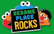 Sesame Place Rocks starter kit pin