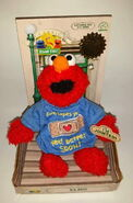Applause 2000 classic collection elmo shirt jointed plush 1