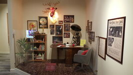 Center for Puppetry Arts - Jim Henson Office 01