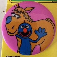 Femic horse grover