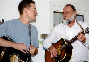 Matt Vogel and Jerry Nelson