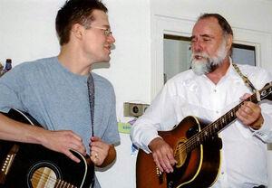 Matt Vogel and Jerry Nelson