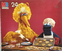 Milton bradley 1982 cookie hearts