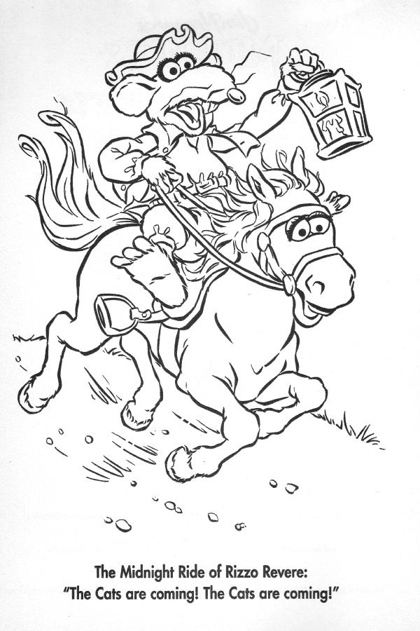 Paul Revere (historical)   Muppet Wiki   FANDOM powered by Wikia
